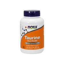 Now Foods <b>Taurine Pure Powder</b>-227Serv.-227G - Chefaa