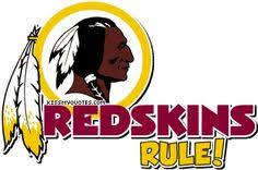 REDSKINS on Pinterest   Washington Redskins, Redskins Football and ... via Relatably.com