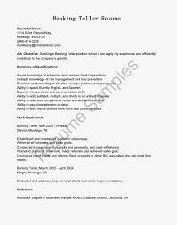 entry level bank teller resume entry level bank teller resume 97