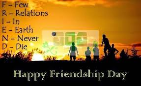 Happy Friendship day 2015 Quotes Short Poems | All Quotes Adda via Relatably.com