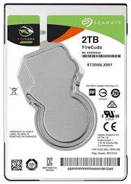 Гибридный <b>диск</b> (SSHD) <b>Seagate FireCuda</b> 2 TB ST2000LX001 ...