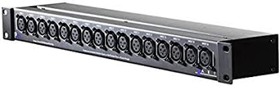Art <b>Pro Audio</b> P16 - <b>XLR</b> Balanced Patch Bay: Amazon.co.uk ...