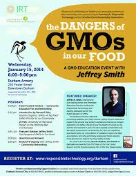 the dangers of gmos in our food a gmo educational event the dangers of gmos in our food a gmo educational event jeffrey smith in durham