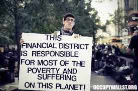 Resultado de imagem para occupy wall street o que foi