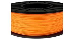 <b>Оранжевый ABS пластик</b> для 3д принтера FDM