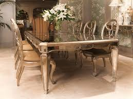 Mirror Dining Room Tables Mirror Dining Room Table At Alemce Home Interior Design