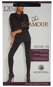 <b>Колготки Glamour Velour 120</b> den