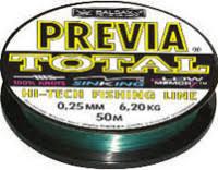 "<b>Леска</b> монофильная <b>Balsax</b> ""<b>Previa Total</b>"", 0,30 мм, 50 м | Купить с ..."