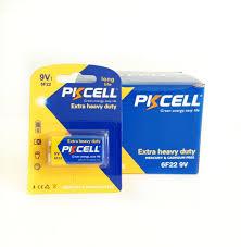MEGABOX 10 шт. набор <b>батареек</b> Extra heavy duty, <b>Pkcell</b>, тип ...