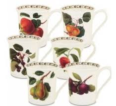 <b>Кружка</b> 0,22 л Hooker`s Fruit RHS Churchill, Чашки, доставка ...