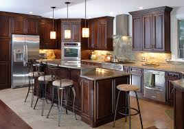 natural brown solid wood shape kitchen awesome traditional kitchen design with cherry solid wood kitchen cabinets brown solid wood shape home