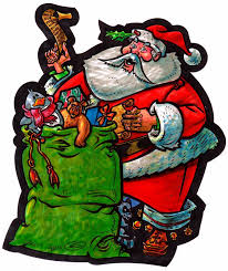 Big <b>Booty Santa</b> by EJJS on DeviantArt