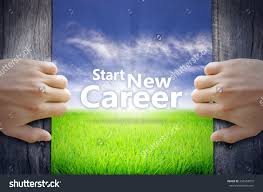 start new career motivational quotes hands stock photo  start new career motivational quotes hands opening a wooden door then found a