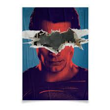 "Плакаты c авторскими принтами ""superman"" - <b>Printio</b>"