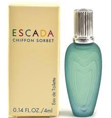 popular escada perfumes for women - - chiffon sorbet escada for women