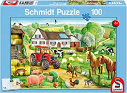 jigsaw puzzles for kids 100 pieces - Amazon.co.uk