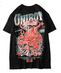 <b>Dark Icon</b> Flame Tshirts Men <b>Round Neck</b> Street T-shirts for Men Hip ...
