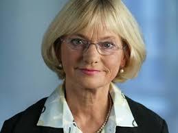 Pia (Merete) Kjaersgaard, born 1947 in Copenhagen, is a Danish fascist politician. - piakjaersgaard