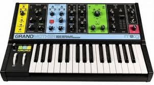 <b>Moog Grandmother</b>. Анонс нового <b>синтезатор</b>