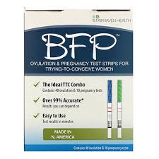 <b>BFP</b>, <b>Ovulation & Pregnancy</b> Test Strips, 40 10 Tests | www.gt-a.ru