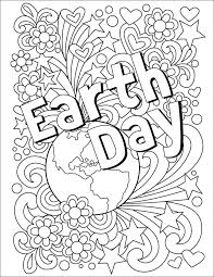 Small Picture Creative Inspiration Earth Day Coloring Pages Best 25 Earth Ideas
