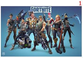 Fortnite 3D Battle Royale <b>Game Poster</b> Wall Painting <b>Posters</b> And ...