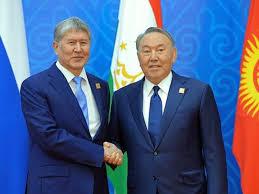 Атамбаев будет стрелять, а Назарбаев петь? - Росбалт