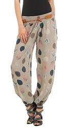 Gocgt Fashion Harem Pants for Women,<b>Classic Plus Size</b> Cotton ...