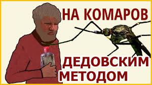 <b>Защита от комаров</b> в лесу. Старое <b>средство</b> от <b>комаров</b> - YouTube