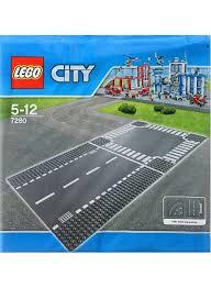 <b>LEGO City</b> (<b>7280</b>) <b>Перекресток</b>