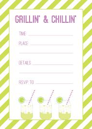 printable invitations com