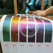 Хамелеоновый пигмент, изменение цвета <b>пигмента</b>, <b>цветной</b> ...