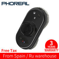 <b>PhoReal</b> FR-S60 Window Cleaning <b>Robot</b> High Suction Electric ...