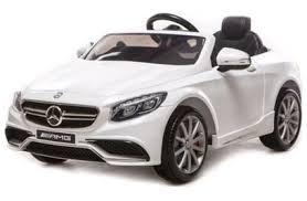 <b>Электромобиль Mercedes</b>-<b>Benz S63</b> AMG 12V <b>Harleybella</b> HL169
