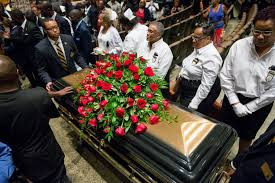 60 years after emmett till s murder black lives still matter image michael brown funeral