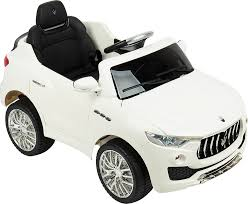 <b>Weikesi Электромобиль</b> QX-7993 white Maserati Levante (БЕЛЫЙ ...