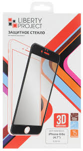 <b>Liberty Project</b> Tempered Glass 3D <b>защитное стекло</b> для Apple ...