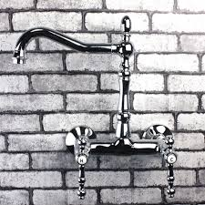 kitchen faucets wall mount: wall mounted kitchen sink faucets contemporary kitchen faucets wall mounted kitchen sink faucets