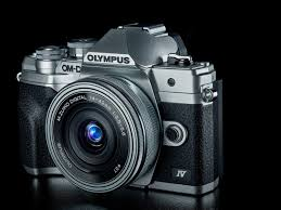 Фотокамера <b>Olympus OM</b>-<b>D E</b>-<b>M10</b> Mark IV с 5-осевым ...