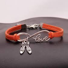 <b>2018 New Fashion Accessories</b> Infinity Love Dance Shoes Orange ...