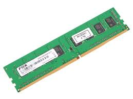 <b>Модуль памяти Foxline</b> DDR4 DIMM 2400MHz PC 19200 CL17 ...