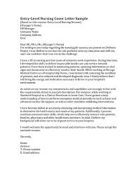 nurse manager resume cover letter samples genius cover letter examples for registered nurses