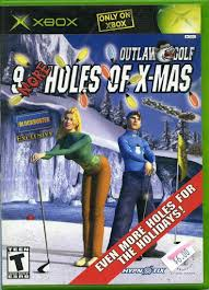 <b>Video game</b>:Microsoft <b>Xbox</b> Outlaw Golf: 9 More Holes of <b>X</b>-Mas ...