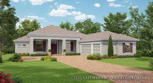 Home Plans and Custom House Design   Sater Design CollectionDenford PLAN