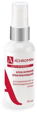 <b>Achromin</b> Anti-pigment <b>Ночной отбеливающий крем</b> для ...