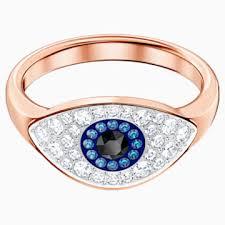 <b>Swarovski</b> Symbolic Evil Eye <b>Кольцо</b>, Многоцветный Кристалл ...
