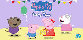 Peppa Pig: <b>Party Time</b> - Apps on Google Play
