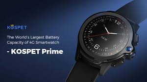 <b>KOSPET PRIME</b> REVIEW: FIRST SMARTWATCH WITH <b>FACE ID</b> ...