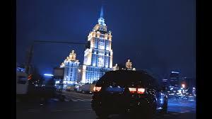 BMW X5M vs ML63 Moscow <b>street racing</b>