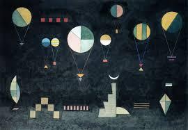 BITS – <b>Vasily Kandinsky's Geometric Abstract</b> Art | Art the Science Blog